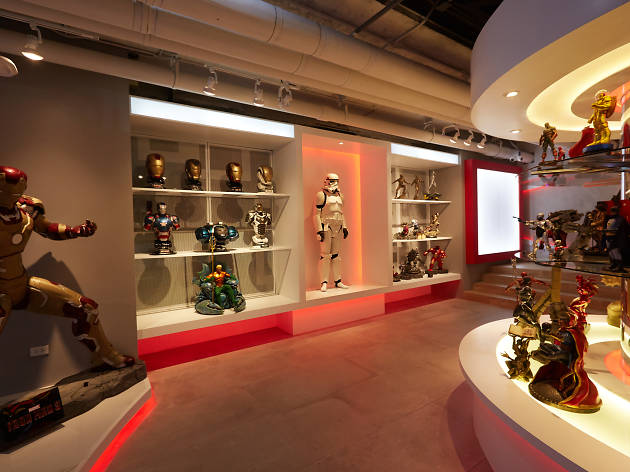 Explore collections of figures at Toy Station