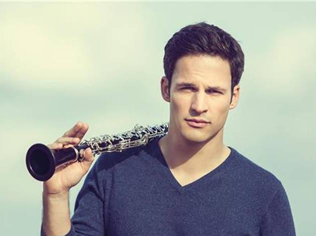 Andreas Ottensamer Clarinet Recital