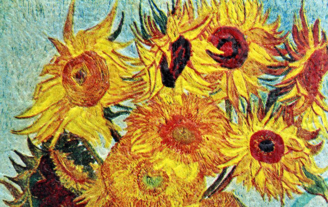 'Les Tournesols' de Vincent van Gogh