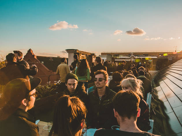 Dalston Roof Park Bars And Pubs In Kingsland London