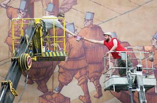 mural istanbul