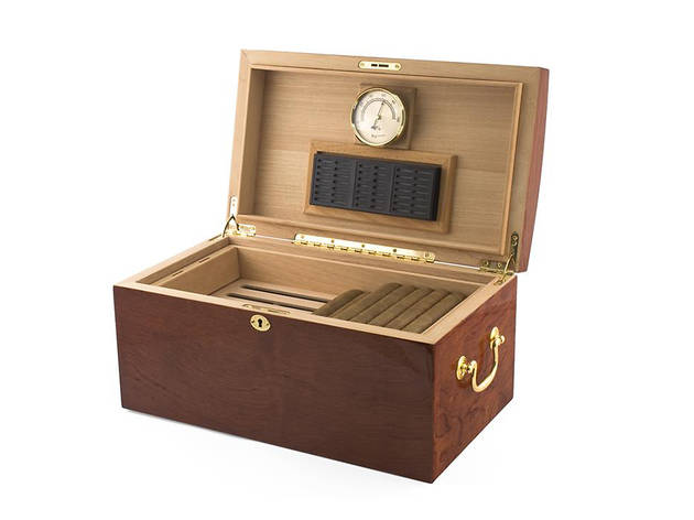 New York Cigar Humidor From Thompson