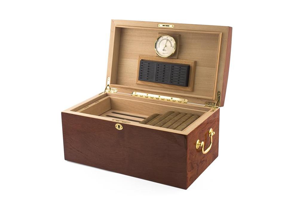 New York Cigar Humidor from Thompson Cigar