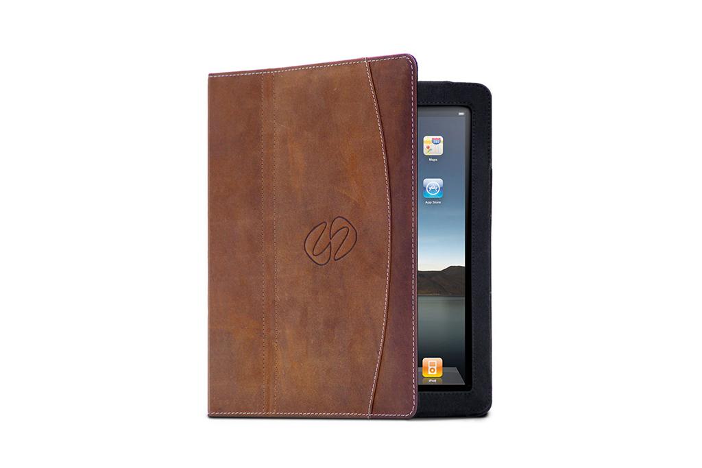 MacCase leather iPad case
