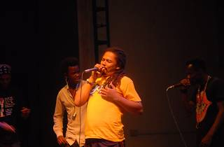 Jahwi at Alliance Francaise