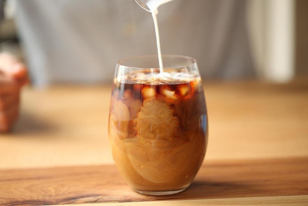 For the iced coffee addict