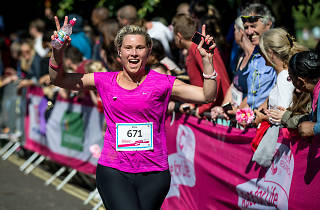 race for life, 10k