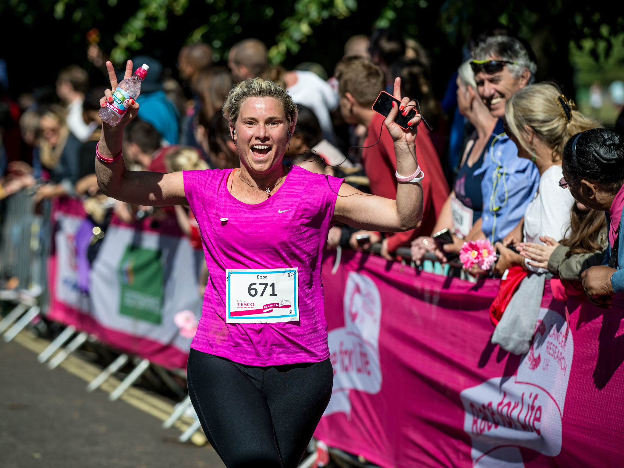 Are you ready for the Race for Life 10k?
