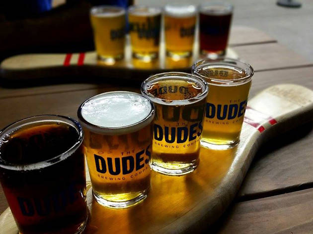 The Dudes' Brewing Co.