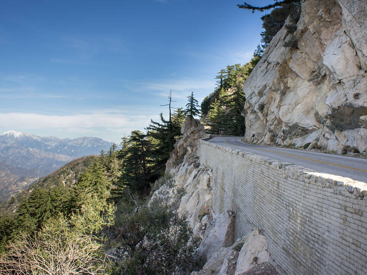 The best scenic drives in L.A.