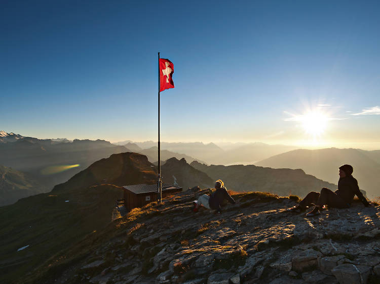 Switzerland named as the safest country in the world for Covid-19
