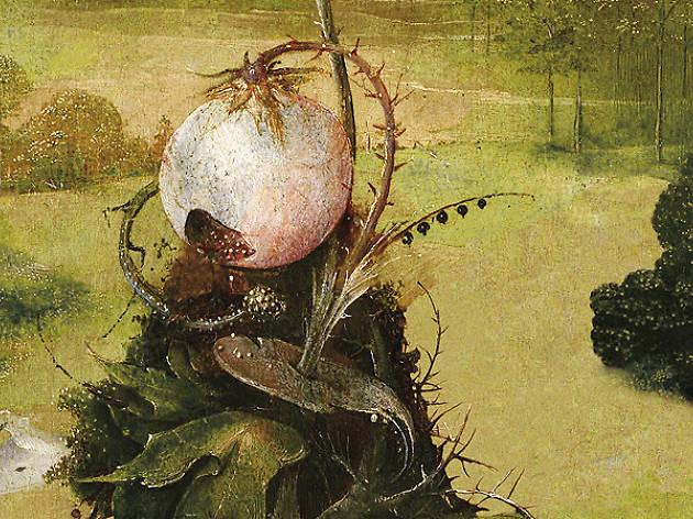 José Manuel Ballester. Paisajes encontrados: El Bosco, El Greco y Goya
