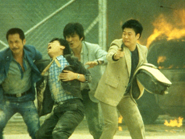 Long Arm of the Law 省港旗兵 (1984)