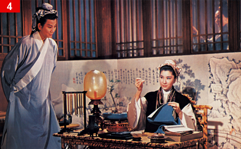 The Love Eterne 梁山伯與祝英台 (1963)