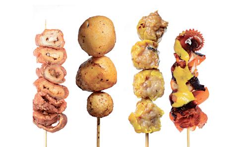Top 10 Hong Kong street food snacks