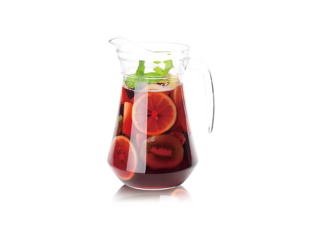 Jug of sangria
