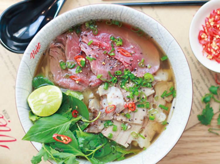 Saigon beef pho (Viet Kitchen)