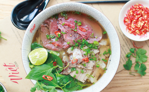Saigon beef pho (Viet Kitchen)