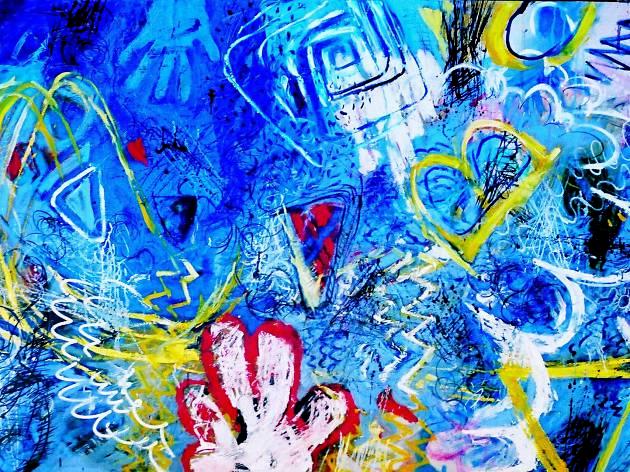 Paintings by Sampath Amunugama