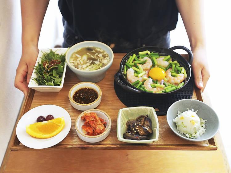 혼자 가기 좋은 식당, 혼밥집