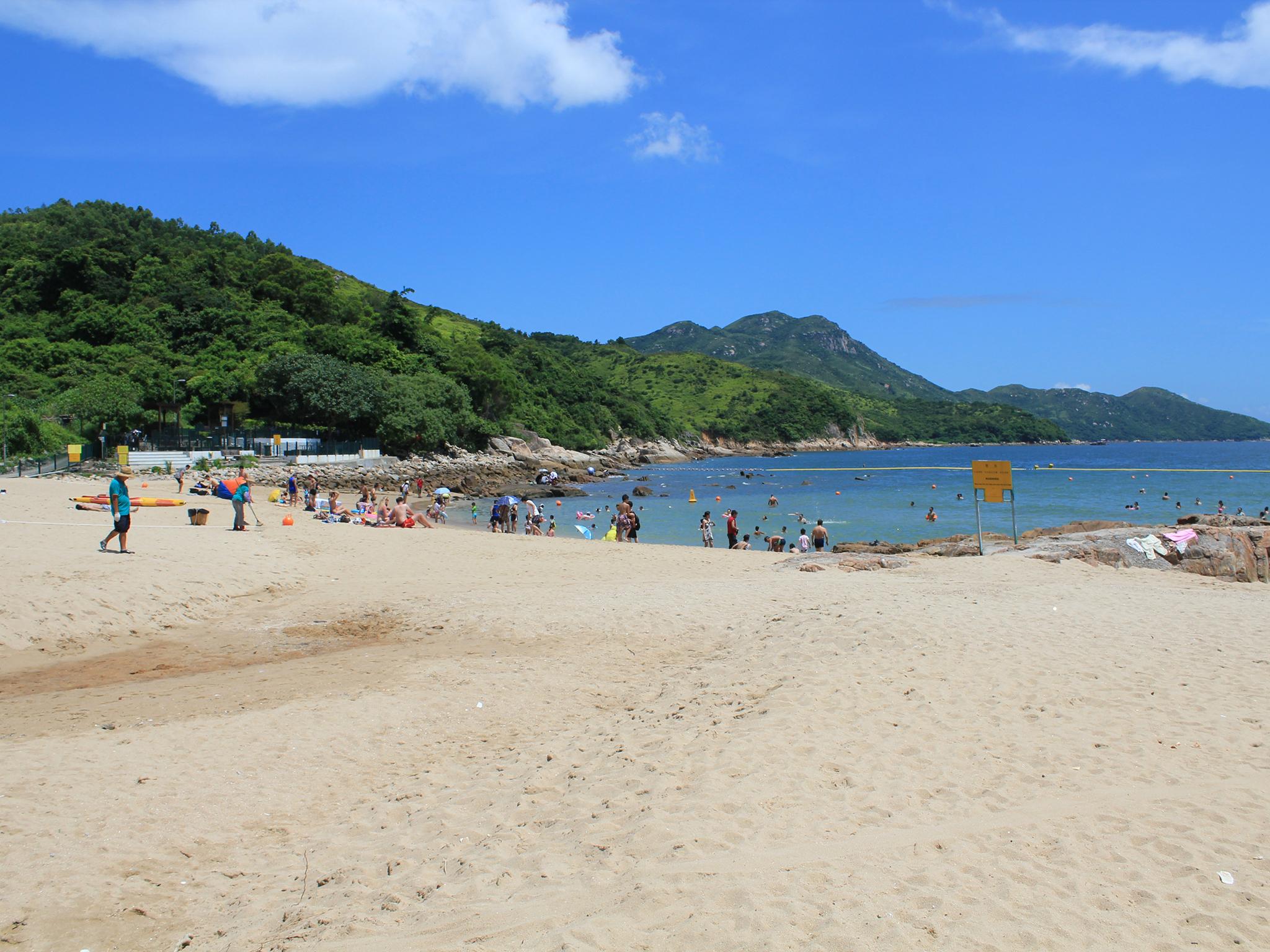 Top 10 Hong Kong swimming spots