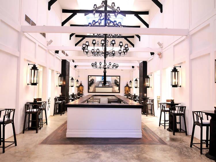 Child-free restaurants in Singapore