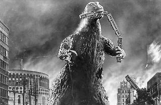 Godzilla Appears! Kawasaki City of Cinema Programme