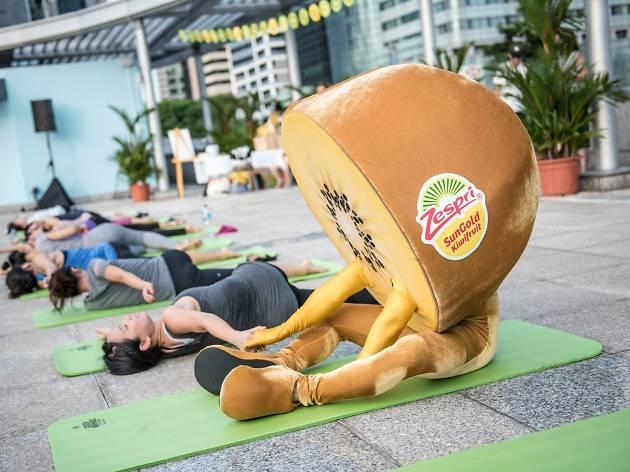 Zespri SunGold KiwiFest