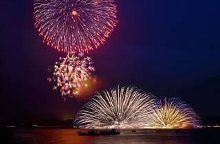 Kamakura Fireworks Festival