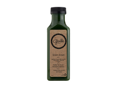 Green Dream, $60 - available at Genie Juicery
