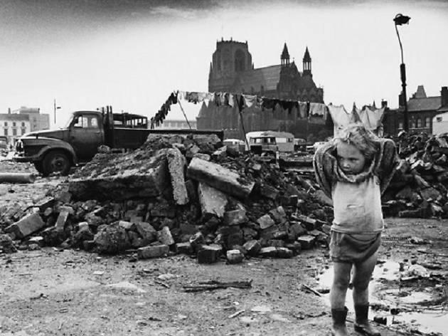 Shirley Baker, Salford, 1968