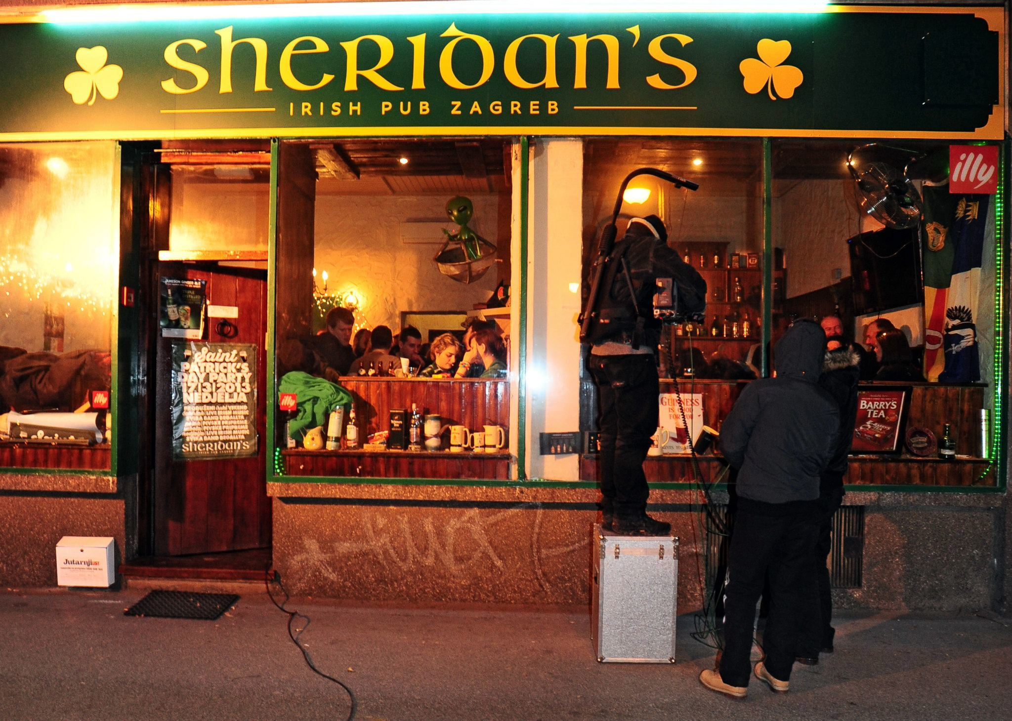 Sheridan's Pub