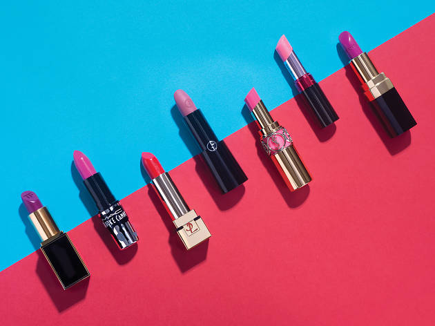 The 7 best lipstick colours for this season