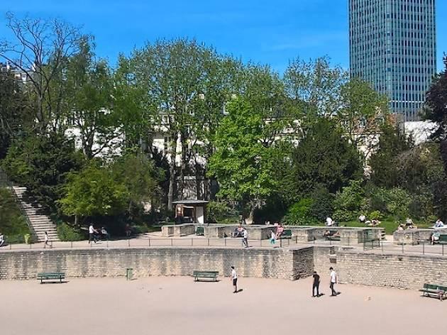 Jussieu - Arènes de Lutèce