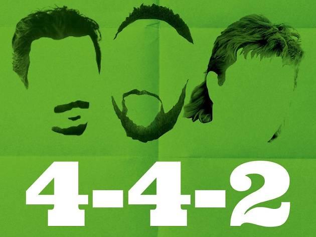 Mater la série '4-4-2' par So Foot