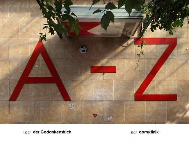 Andrzej Tobis. A-Z . Diccionario ilustrado