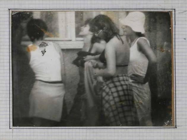 Miroslav Tichý o la celebración del proceso fotográfico