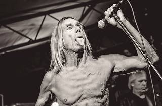 Iggy Pop, South By South West Festival, 2013