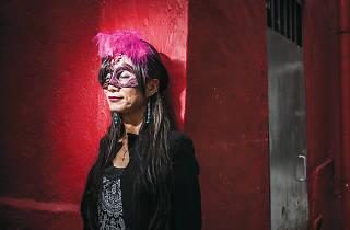 Transgender prostitute Little White Fox