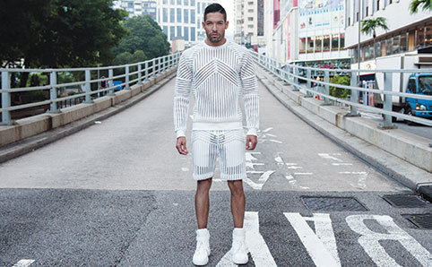 Mr Gay Hong Kong, Mass Luciano on his new fashion brand 'Mass'
