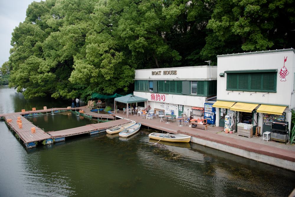 Best fishing spots in Tokyo