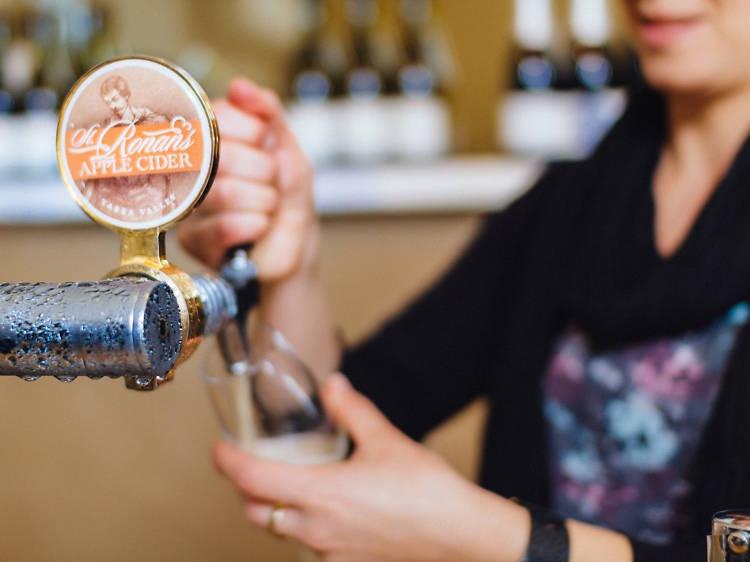 Get tasting on an Aussie Brewery Tour