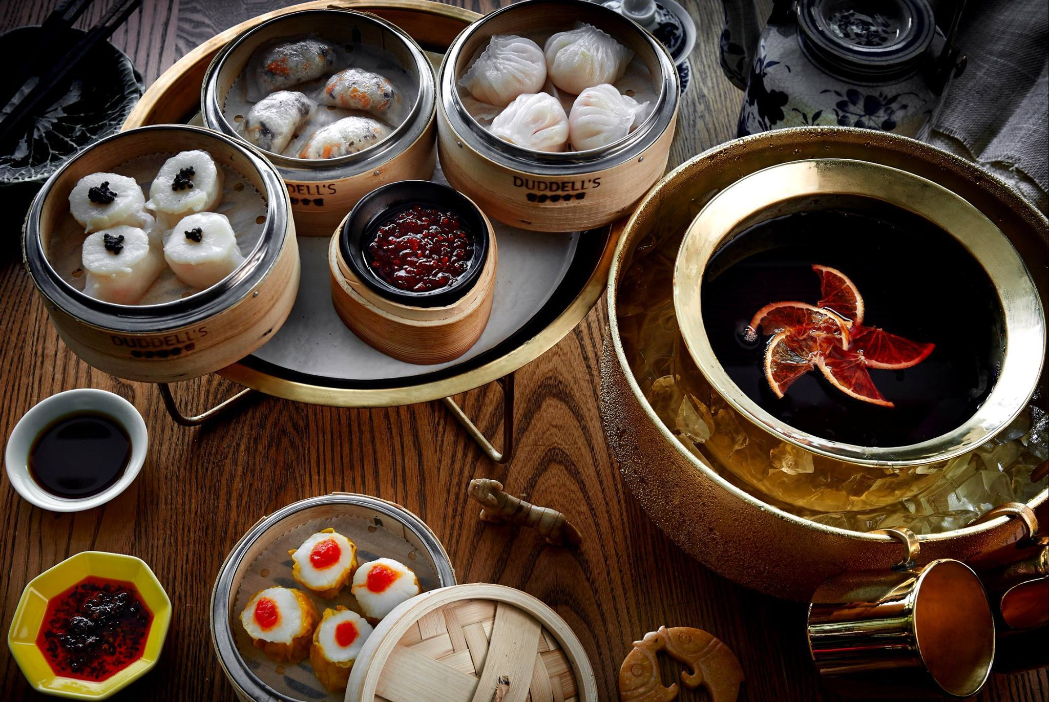 Chow down on Michelin-starred dim sum without blowing the bank
