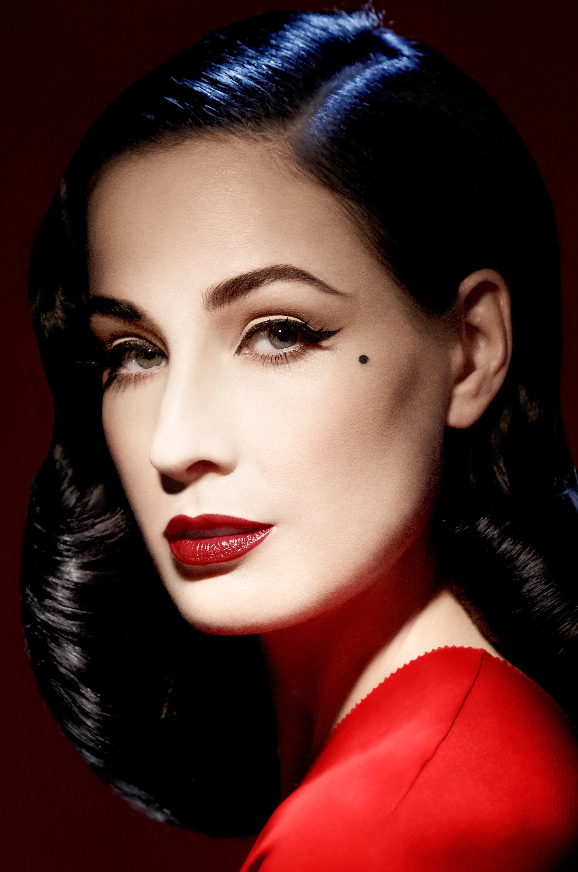Five things we learned about Dita Von Teese