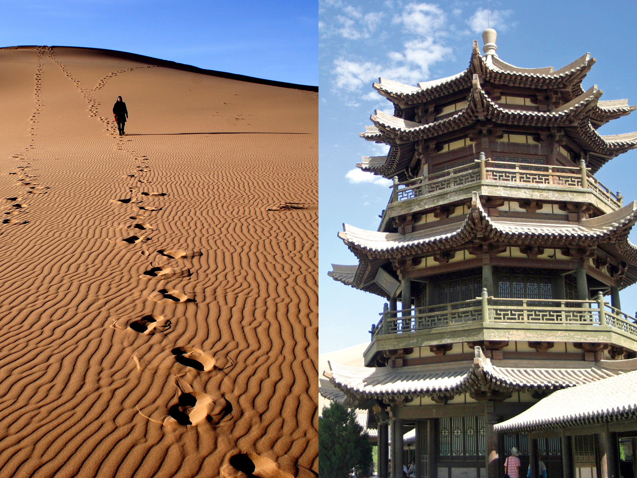 Gobi Desert, China