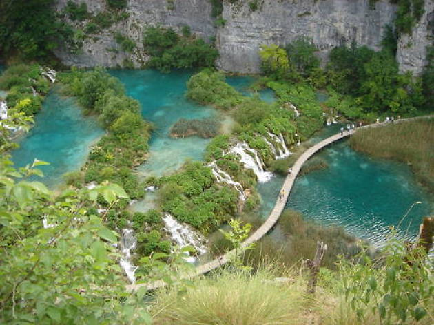 Plitvice overview