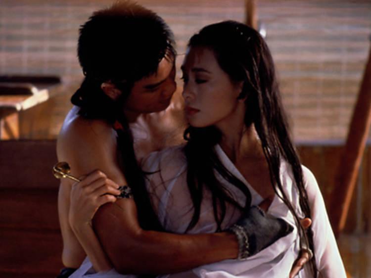 An Amorous Woman of Tang Dynasty 唐朝豪放女 (1984)