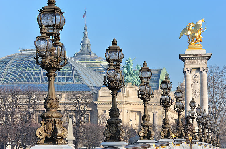 50 top Paris attractions