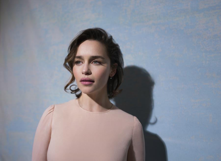Emilia Clarke interview