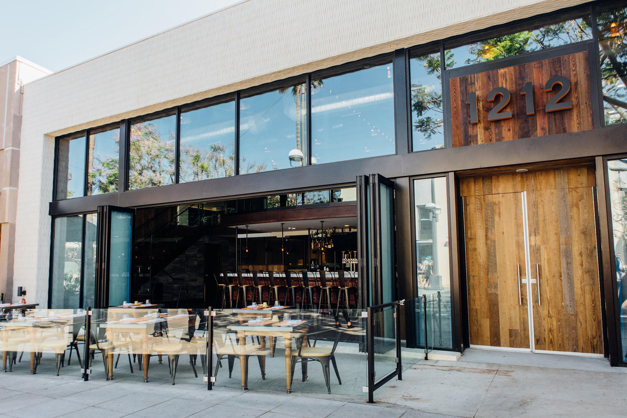 1212 | Restaurants in Santa Monica, Santa Monica